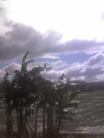 Light eating Dark clouds