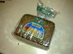 Lidl rye bread