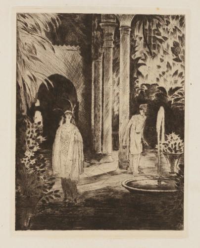 Spanische Romanzen (creators Heinrich Heine and Hugo Steiner-Prag)