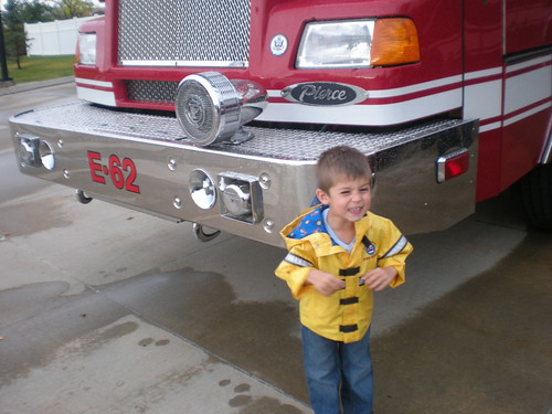fire department open house
