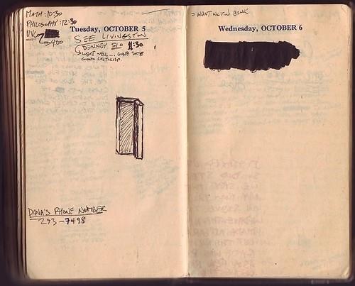 1954: October 5-6