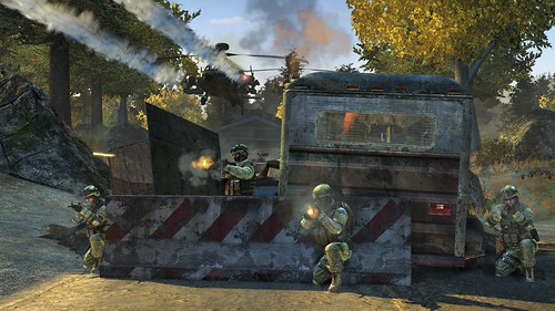 Homefront Multiplayer