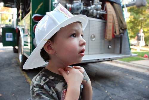 Fitchburg Fire Department open house