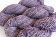 'lavender mist' on Willow Superwash Worsted Merino