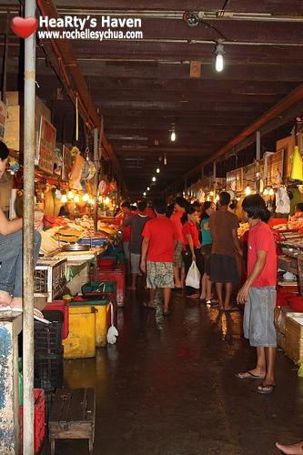 dampa market