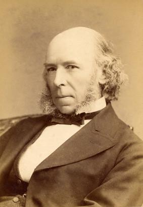 Herbert Spencer (1820 - 1903)