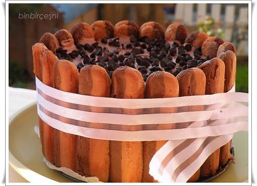 labneli nutellalı pasta