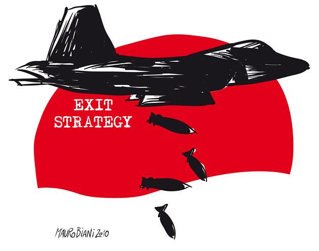 Maurizio Biani - Exit Strategy