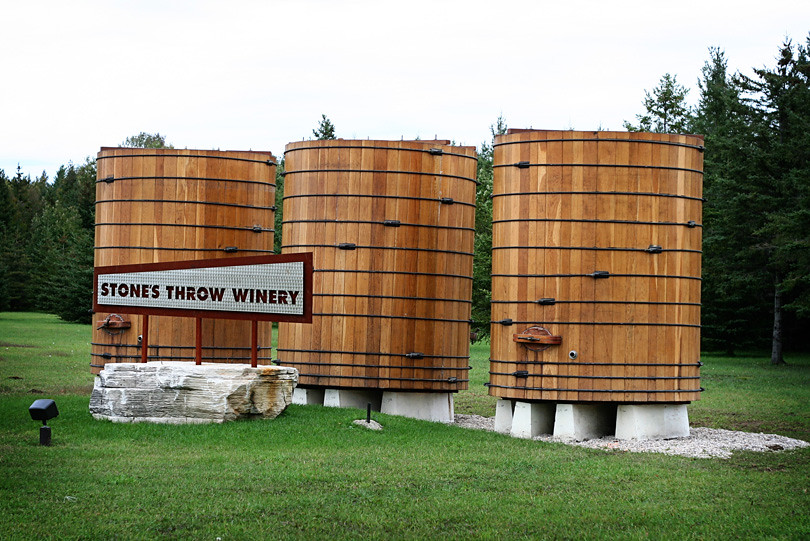Stones Throw Winery