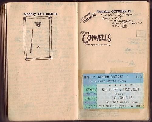 1954: October 11-12