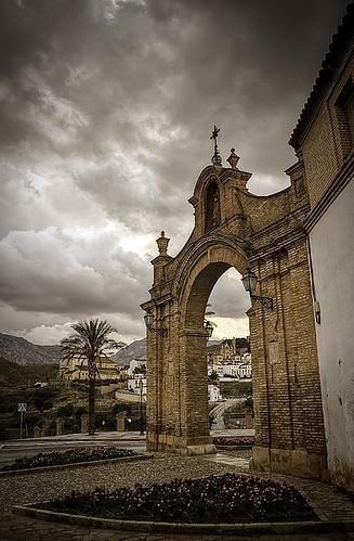 La puerta de la ciudad - The door of the city