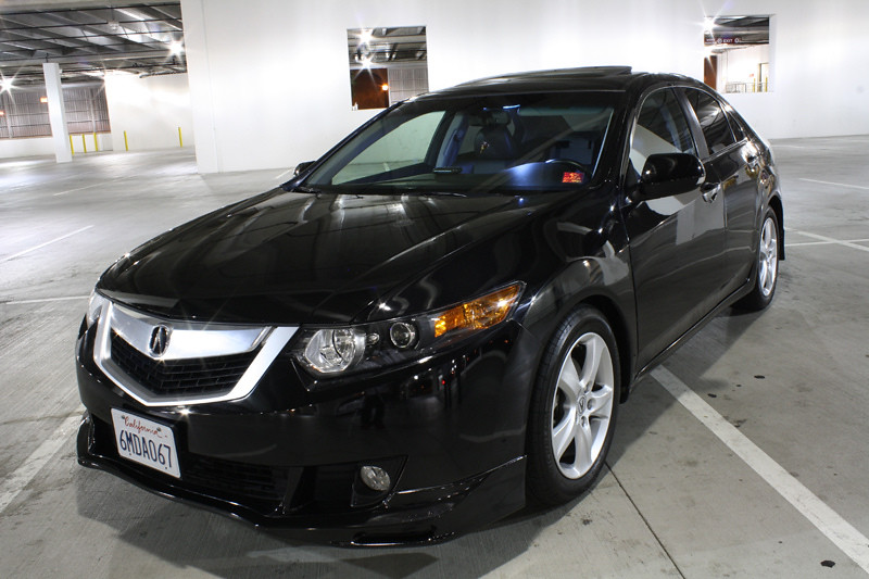 Jdm Type S Front Lip ONLY For Bucks AcuraZine Acura - Acura tsx front lip