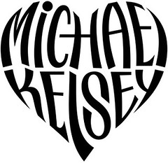 """Michael"" & ""Kelsey"" Heart Design"