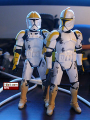 Clone Trooper (Yellow/Pilot)