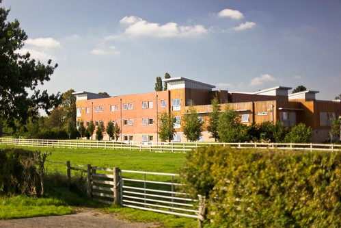 Notts Uni, Sutton Bonington Campus