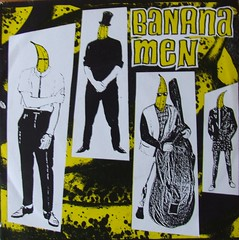 Bananamen - (AKA The Sting-Rays) - Surfin' Bird EP - Big Beat Records .