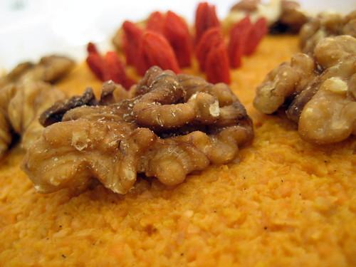 Morotspaj med sötpotatis