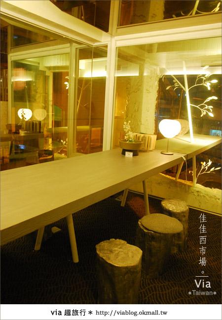 【台南住宿】佳佳西市場旅店~充滿特色的風格旅店!48