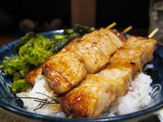 Yakitori Totto Pork Loin Don