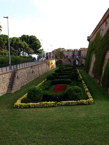Castillo de Montjuic – Barcelona, Spain