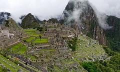 Machu Picchu, Peru - December 2009
