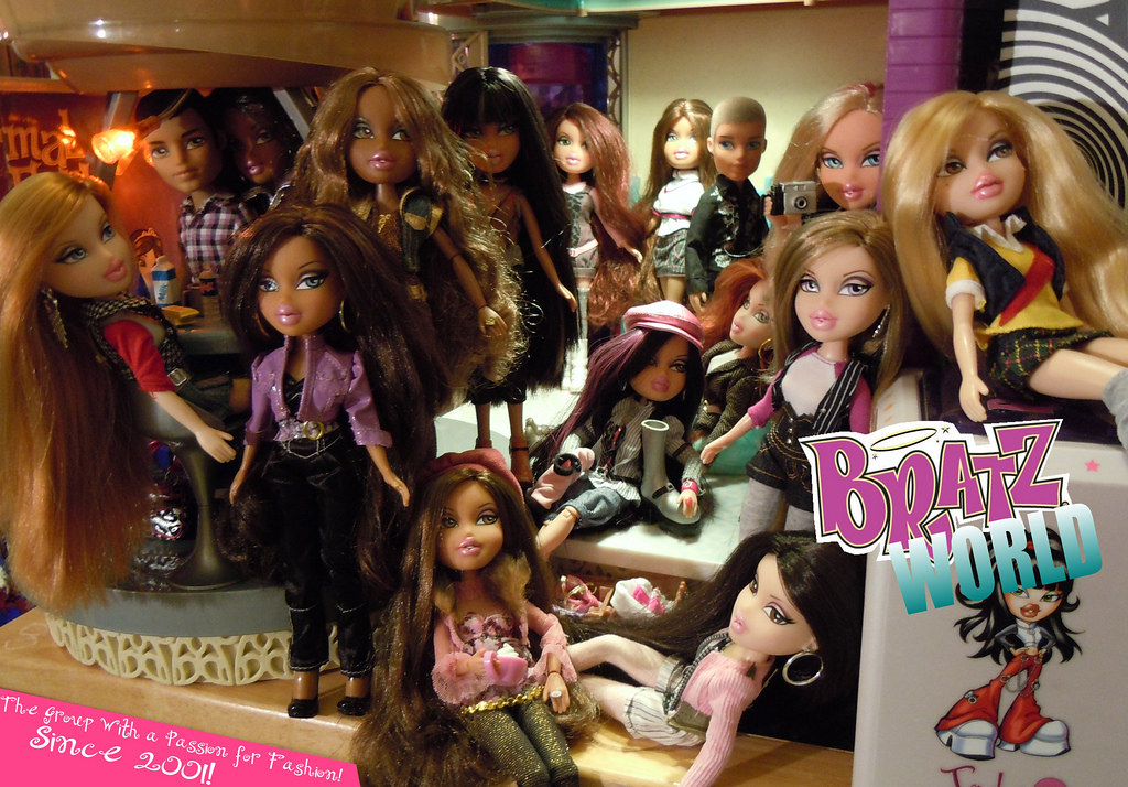 Bratz World international  www.bratz.tv