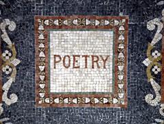 Poetry, Mosaic Ceiling (Washington, DC)