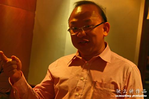Mr Loh - General Manager Marketing