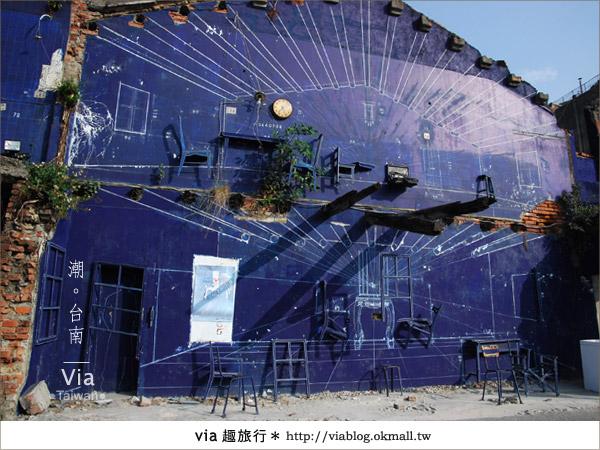 【台南】台南海安路藝術街~必拍的台南景點!2