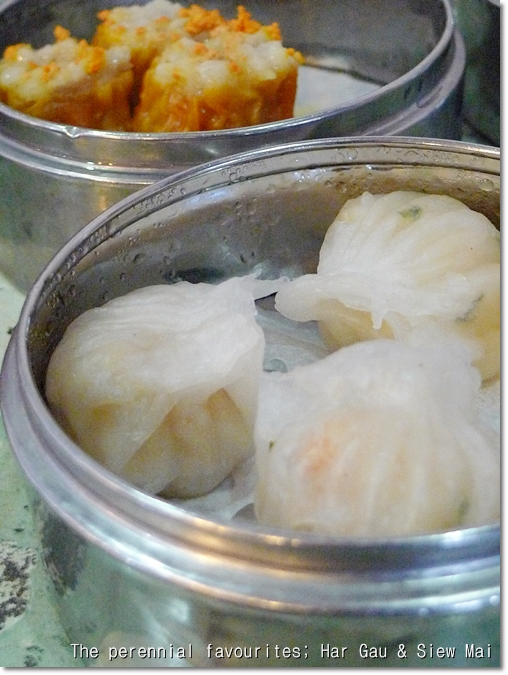 Har Gau and Siew Mai