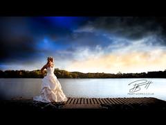 Lakeside Bride (PhilB_PbArtWorks) Tags: canon creative dapa philb dapagroup dapagroupmeritaward dapagroupmeritaward3 dapagroupmeritaward1 pbartworks cherishthedress