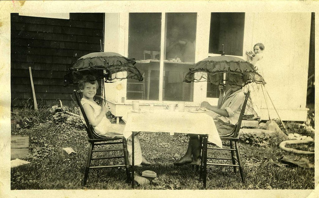 TEA IN THE SUN/FRIENDSHIP, NEW YORK