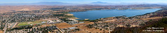 pano of: Lake Elsinore, CA (Keith.Fulton) Tags: california pano lakeelsinore krfultonphotography