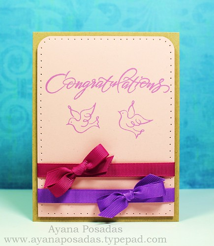 Congratulations Doves