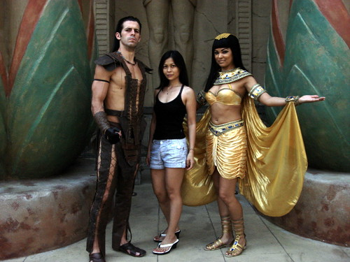 Universal Studio Singapore - Ancient Egypt (8)