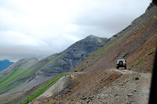 Black Bear Pass - 2010 FJ Summit