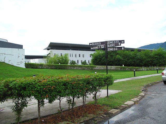 IMG_0359  Tuanku Abdul Rahman  University