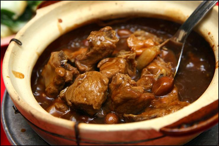 claypot-peanut-pork-ribs