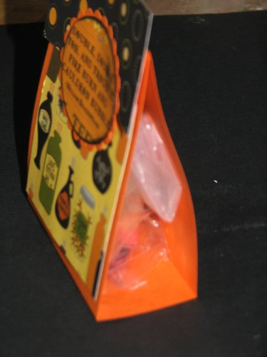 Quick Halloween Treat Bags 004