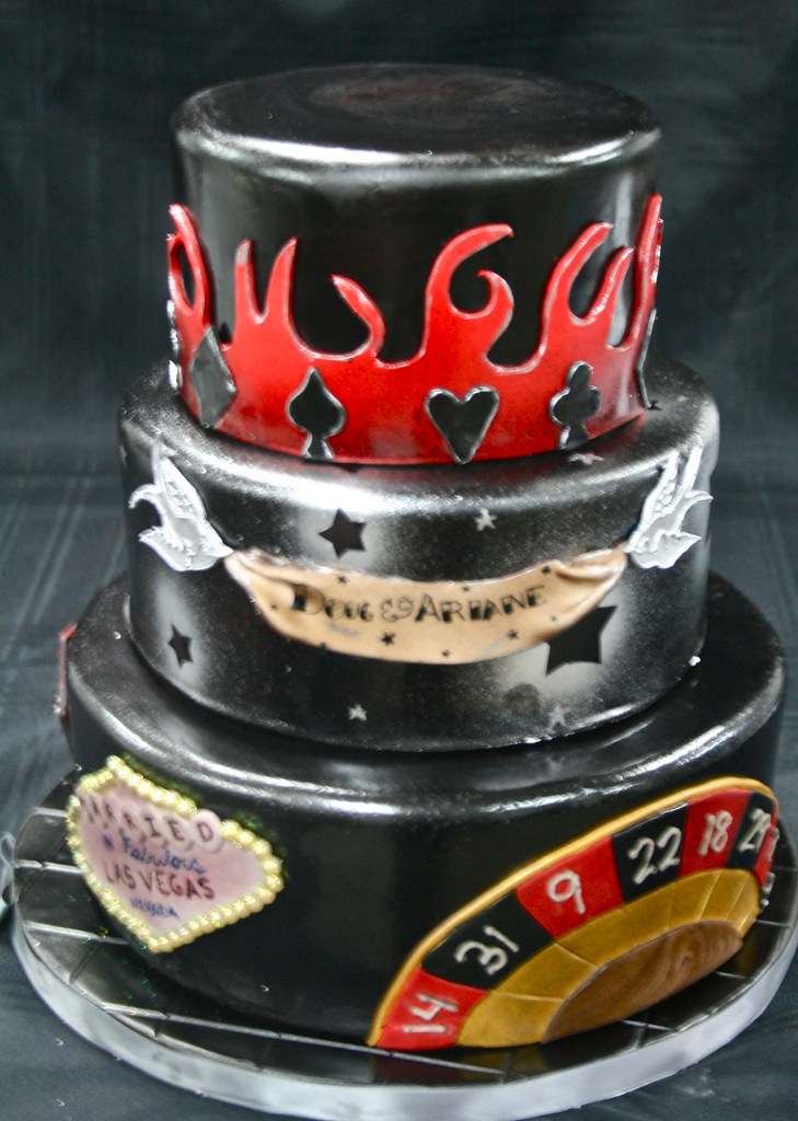 rockabilly wedding cake the world s best photos of 30thbirthday and black flickr 19241