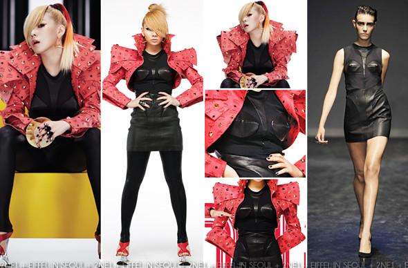 Cl Mcm London Fashion Show