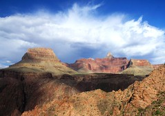 Clouds Over The Grand Canyon (photo61guy) Tags: arizona nature clouds landscape grandcanyon natureplus abigfave theunforgettablepictures platinumheartaward lightiq blinkagain