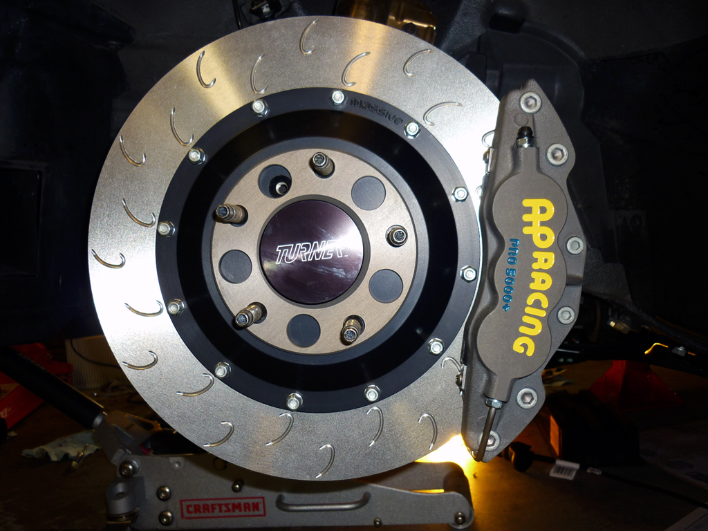 Ap Racing Calipers Amp Rotors On My Mcoupe