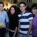 Liliam de Pe+¦a, Stephanie Batista, Abraham Rosario y Leticia Cordero