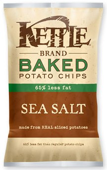 Kettle Baked Sea Salt