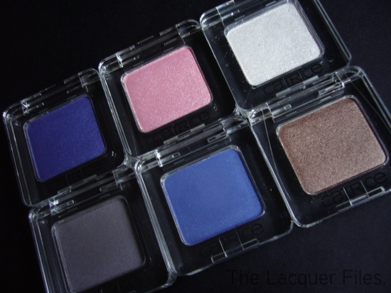 Catrice - Mono Eyeshadow New Collection November 2010