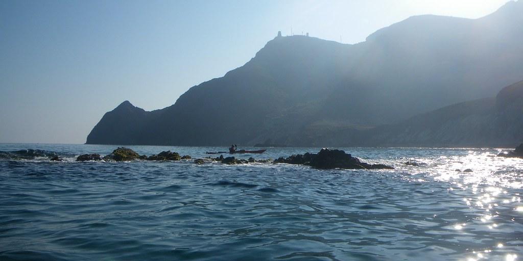 Cabo de Gata en kayak 482