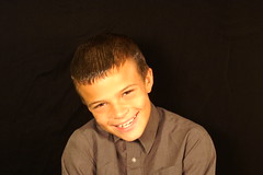 Nick (Valenti's Fotografia) Tags: black children screen boychild