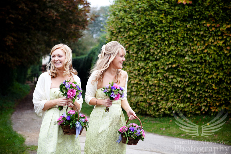 Cirencester Wedding Photographer Wiltshire bridesmaids 14