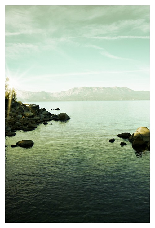 Jessica Jacob Photography - Lake Tahoe Sunrise